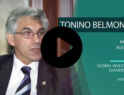 Partner at GCRCF (Australia), Tonino Belmonte