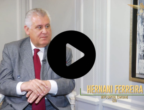 CEO HEPC CAPITAL AB, Hernani Ferreira (Sweden)