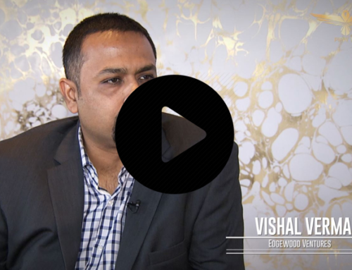 Managing Partner at Edgewood Ventures, Vishal Verma (US)