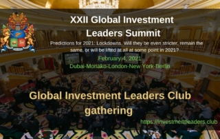 XXII Global Investment Leaders Summit