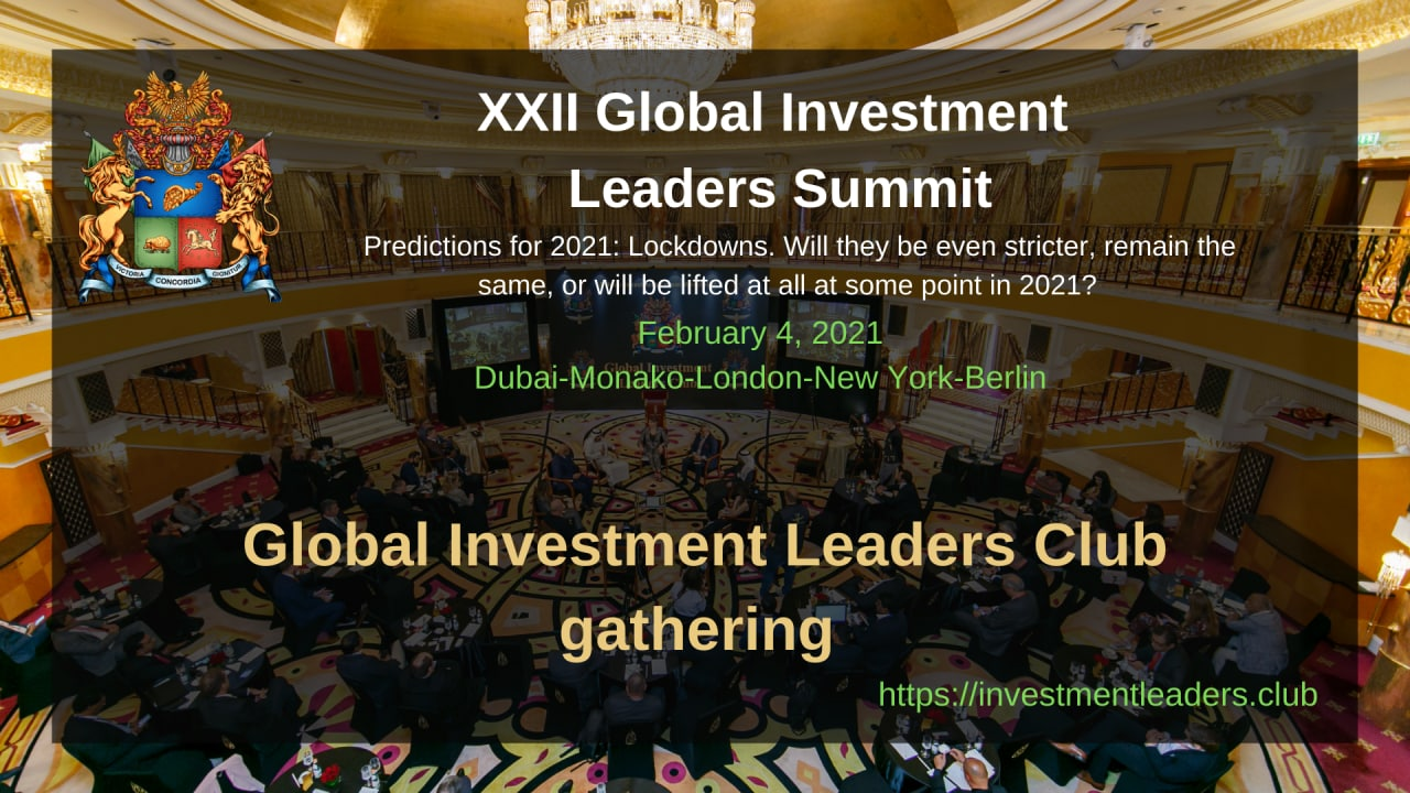 XXII Global Investment Leaders Summit